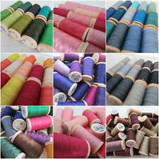 Coats cotton sewing thread assortments - 3 x 100m - colour theme choice