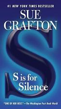 Kinsey Millhone Mystery: S Is for Silence by Sue Grafton (2016, Paperback)