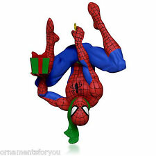 Hallmark 2015 Spidey's Holiday Spirit Spiderman Ornament