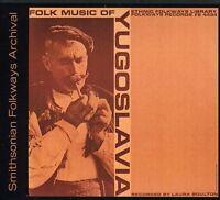 Various Artists - Folk Music of Yugoslavia / Various [New CD]