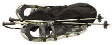 NEW Expedition Explorer Plus Snowshoes with Poles Aluminum Snowshoe Kit