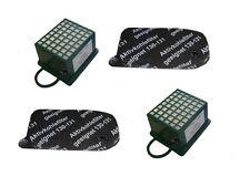 2 Paar Filterset passend für Kobold 130 131 Hepafilter + Kohlefilter