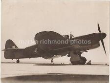 Fairey Firefly I HMS Defatigable Japan Oil Refinery Attack WW2 Press Photo AY305