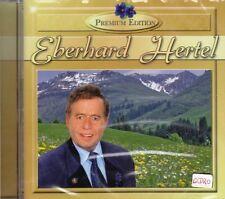 Eberhard Hertel + CD + Premium Volksmusik + Best Of Album mit 16 tollen Liedern