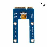 Bitcoin USB 3.0 Mini PCIE Express Extender Riser Card Adapter Extension Cable