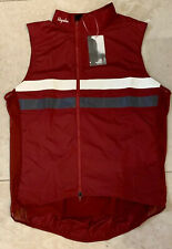 Rapha Brevet Gilet With Pockets Red X Large Brand New With Tag