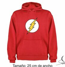 SUDADERA FLASH SUPERHERO COMIC DC FUNNY DIVERTIDAS SUPERHEROE HOODIE SIL CCf001s