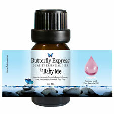 Essential Oils 100% Pure Therapeutic Grade Butterfly Express Baby Me 10ml