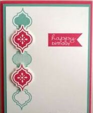 Stampin' Up! Mosaic Punch - New & Unopened - Retired
