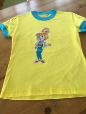 Vintage T-shirt from MISS SIXTY child's size M - would fit a small-size woman