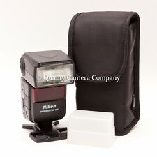 Nikon SB-600 Autofocus Speedlight+STO-FEN Diffuser+AS-19 Table Stand+Case - EX+