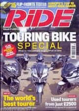 July Ride Motorcycles Magazines in English