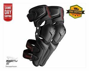 EVS Epic Knee Pad Guard Pair Adult MX Off Road Dirt Bike ATV/UTV Enduro