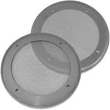 SG13-SI LS Gitter silber - silberne Abdeckgitter für 13 cm Lautsprecher