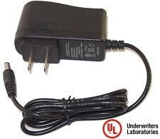 1x 12V Dc 1A (1000mA) Power Supply Adapter Ul Certified for Security Cctv Camera