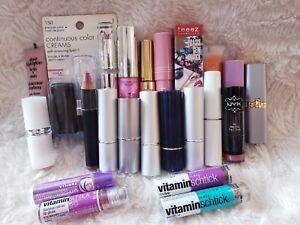 Various Lip Gloss Lipstick Pencil Crayon Name Brand Choose 1 Type Rare HTF Low $