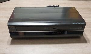 Toshiba DVR620KU DVD Recorder VCR Combo VHS Dubbing HDMI Output - No Remote