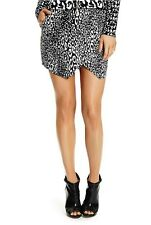 💕💕 GUESS BY MARCIANO LEOPARD-PRINT MINISKIRT 💕💕