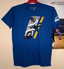 Alpinestars KTM MX Motiv T-Shirt Tee Freestyle NEU Enduro L Blau