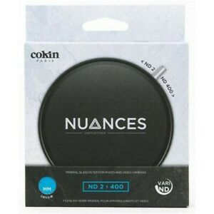 Cokin NUANCES Variable ND filter NDX2-400 - 82mm from JAPAN