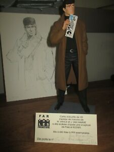 Fariboles & Pascal Rodier-Sculpture XIII-Boite&Certificat dédicacé, signé -26 cm