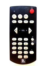 Kramer Presentation Switcher télécommande pour VP23N VP23RC VP26 VP27 VP28