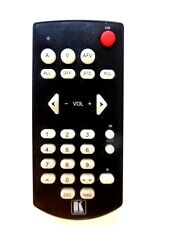 KRAMER PRESENTATION SWITCHER REMOTE CONTROL for VP23N VP23RC VP26 VP27 VP28
