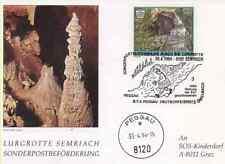 SOS Kinderdorf Höhlenpostbeförderung Lurgrotte 1994, Sonderstempel