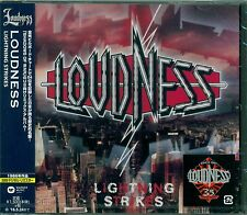LOUDNESS LIGHTNING STRIKES 2015 JAPAN CD - 35th Anniversary - GIFT PERFECT!
