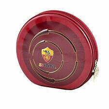 AS Roma Fc CD/DVD Disc Holder - Holds 20 Discs CDs