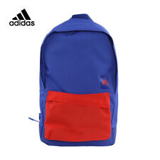 454b60680d adidas Classic Backpack Rucksack Work Travel Gym School Bag CG0514 - Blue    Red