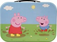 Ikon Collectables Peppa Pig - Lunchbox Free Shipping!
