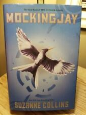 Mockingjay (Hunger Games Bk #3) by Suzanne Collins 1st Ed 4th Print HB DJ VGC!!