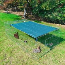"""Enclos extérieur """"Hamburg"""" pour petits rongeurs, lapins, tortues D41360"""