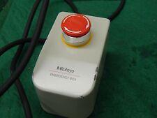 Mitutoyo CMM Emergency Stop Box P/N 960712