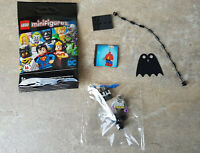 Lego Batman minifigure DC Superheroes collectable new opened 4 photos only UK