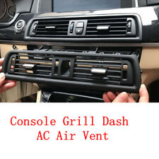 Front Console Grill Dash AC Air Vent For BMW 5 Series 520 523 525 528 530