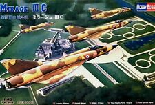 Hobbyboss 1:48 Mirage III C Aircraft Model Kit