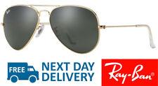 Ray-Ban Sunglasses Aviator 3025 L0205 Gold Green Medium 58mm
