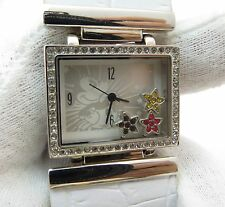 MICKEY MOUSE, 3D Stars, Silhouette Dial, LADIES CHARACTER WATCH, 604, L@@K!