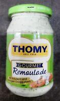 (1,14€/100ml) Gourmet Remoulade mit Kräutern 250 ml von Thomy