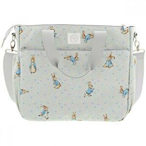 Beatrix Potter Peter Rabbit Baby Changing Nappy Bag
