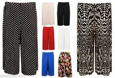 Unbranded Plus Size Wide Trousers for Women