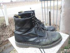 Dr Martens Men's Size 13 Air Wair Black 8 Eye Vintage Classic Heavy Boots UK