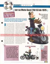 MOTO GUZZI 750 S3 1975 Joe Bar Team Fiche Moto #005310