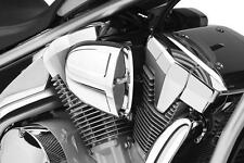 Cobra - 06-0267 - PowrFlo Air Intake Kit Chrome Yamaha Bolt 13-17 Power Flow