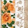 4 Motivservietten Servietten Napkins Tovaglioli Blumen Rose Rosen (1135)