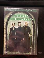 New ListingThe Matrix Reloaded (Dvd, 2003, 2-Disc Set, Widescreen) Brand New Sealed