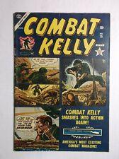 COMBAT KELLY # 15 - VG/FN 5.0 - 1953 PRE-CODE ATLAS WAR