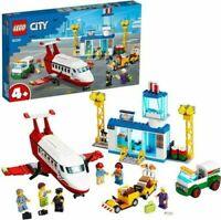 LEGO  CITY 60261 Aeroporto centrale